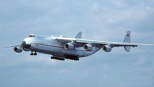 Самый большой в настоящее время самолет в мире Ан-225 Мрия (Мечта) был создан для удовлетворения нужд советской...