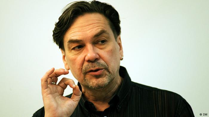 Відомий франківський письменник Юрій Андрухович презентував книгу у Німеччині (відео)