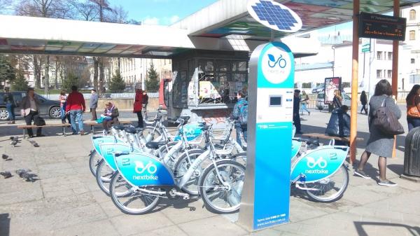 2eb4ce2a1e9523 Львів запускає міський прокат велосипедів, як у Парижі та Відні ...