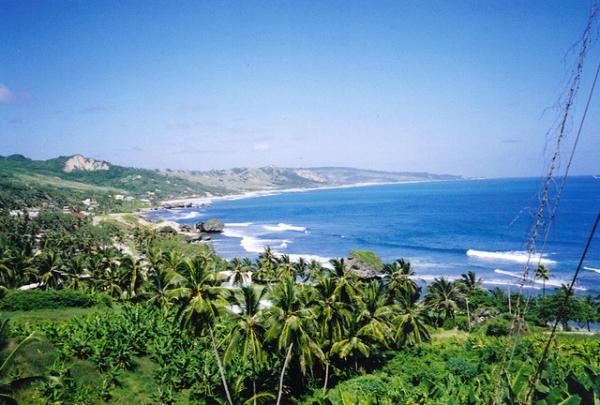 Острів Барбадос