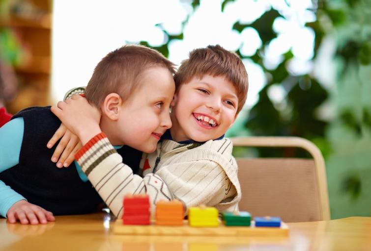 Інтернати для дітей з інвалідністю наразі не скасують – Гриневич