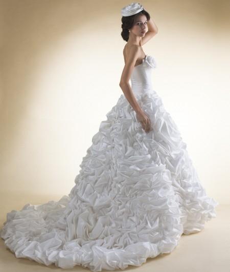 Veronica свадебные платья Вязанное серое платье.