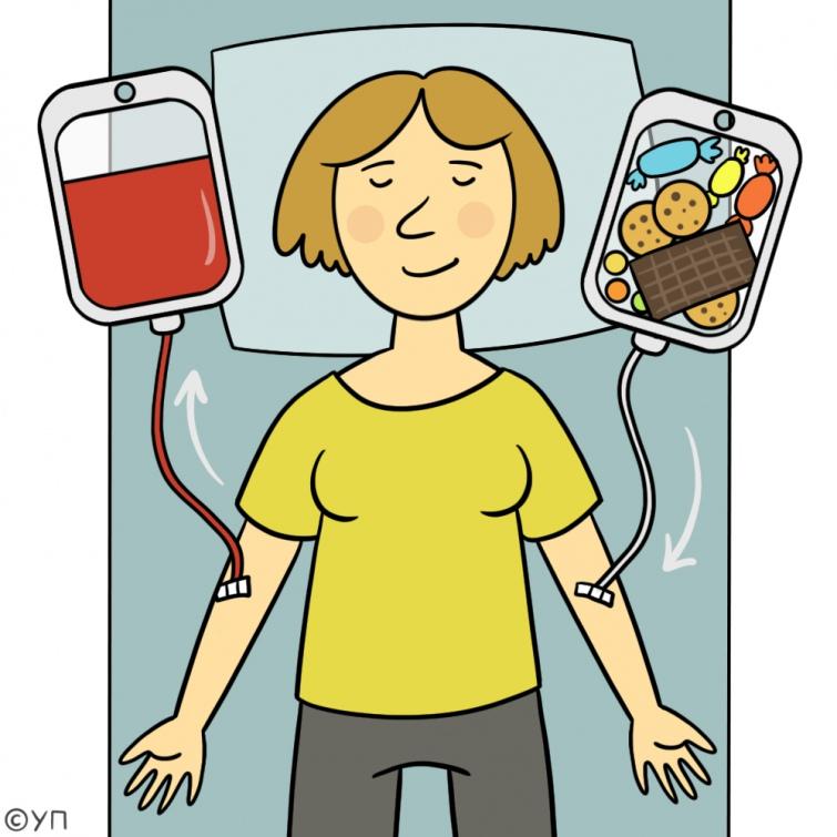 5 міфів про донорство крові: