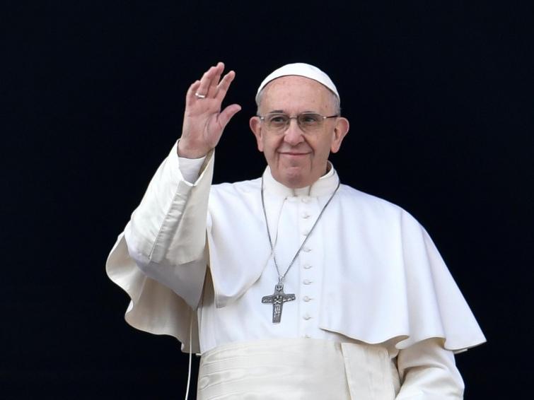 Папа Римський на TED розповів про майбутніх нас і революцію ніжності: кілька тез виступу