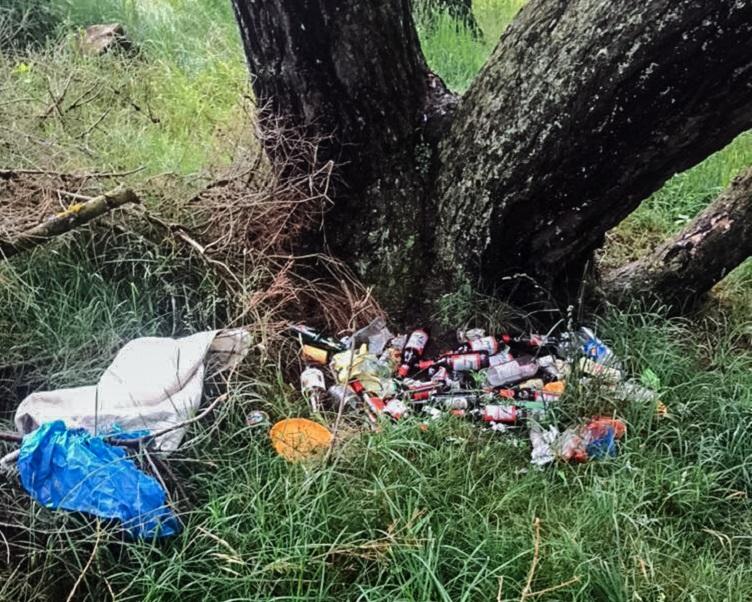 Як жителі гірського селища на Закарпатті вчаться сортувати сміття