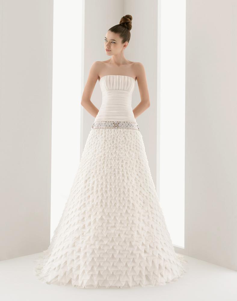 Свадебное платье Navio от Aire Barcelona.