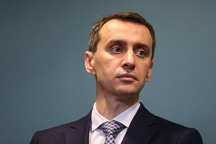 Віктор Ляшко, заступник міністра охорони здоров'я, головний державний санітарний лікар України