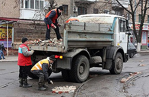 Борцы с ямами на дорогах: для ГАИ мы – головная боль