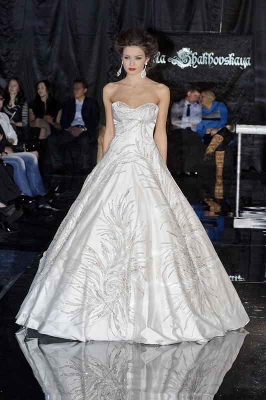 Модні весільні сукні ціна питання