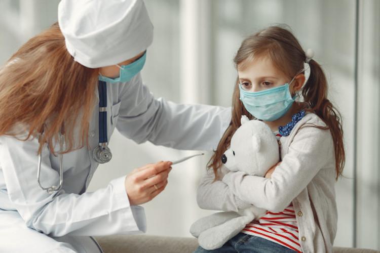 Скільки дітей в Україні хворі на коронавірус та в яких регіонах їх  найбільше. ІНФОГРАФІКА   Українська правда _Життя