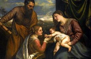 """Sotheby's продав """"Мадонну з немовлям"""" Тіціана за $16,9 млн"""