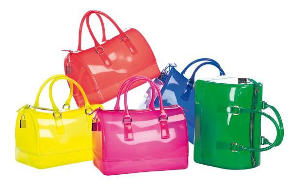 Новая коллекция сумок Furla Candy Bag- как глоток шипучего витамина С.
