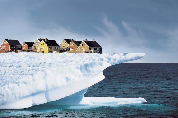 В Арктиці зафіксована рекордна спека