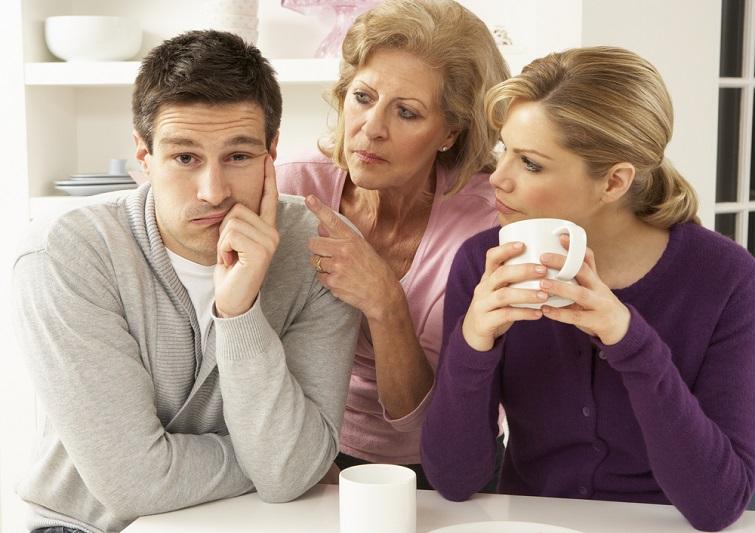 Свекруха, теща, мама і конфлікти з ними: як жити дружно. Радить психолог |  Українська правда _Життя