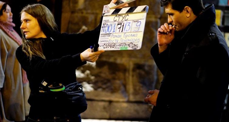Сцену зМедведчуком вирізали із фільму про Стуса