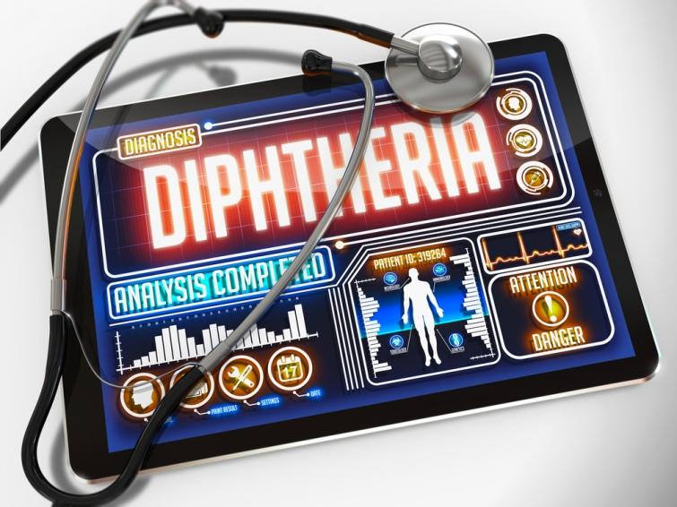 МОЗ України закликає вакцинуватися від дифтерії