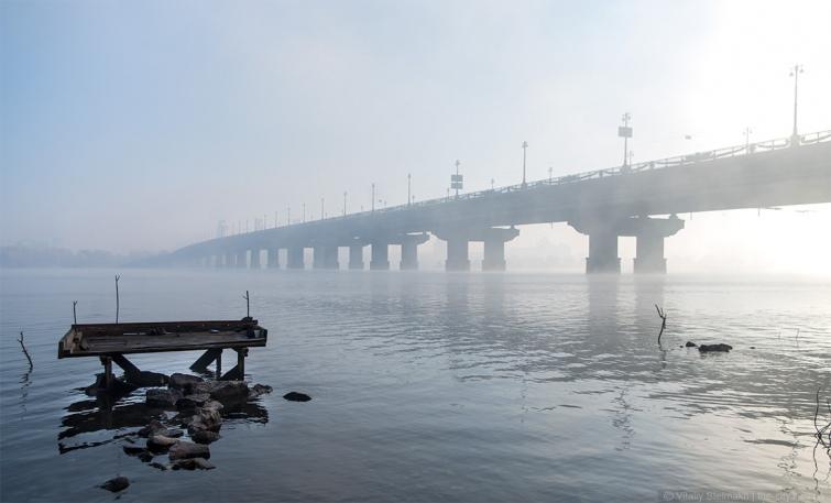 міст патона фото