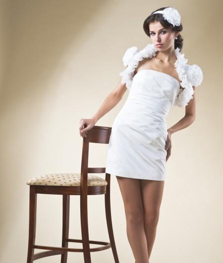 Свадебное платье Пион от Юнона.